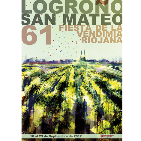 Campaña de Promoción de las Fiestas de San Mateo de Logroño 2017